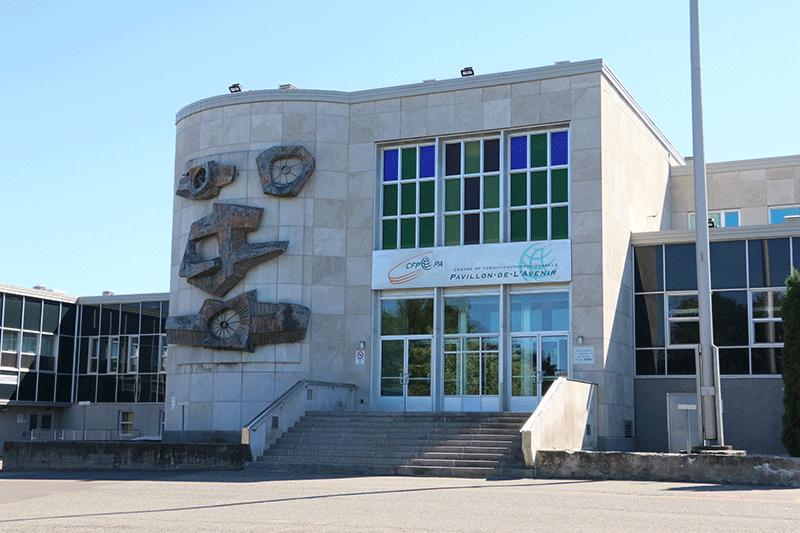 Centre de formation professionnelle Pavillon-de-l'Avenir métier emploi travail élève étudiant carrière Rivière-du-Loup RDL Kamouraska Bas-Saint-Laurent BSL