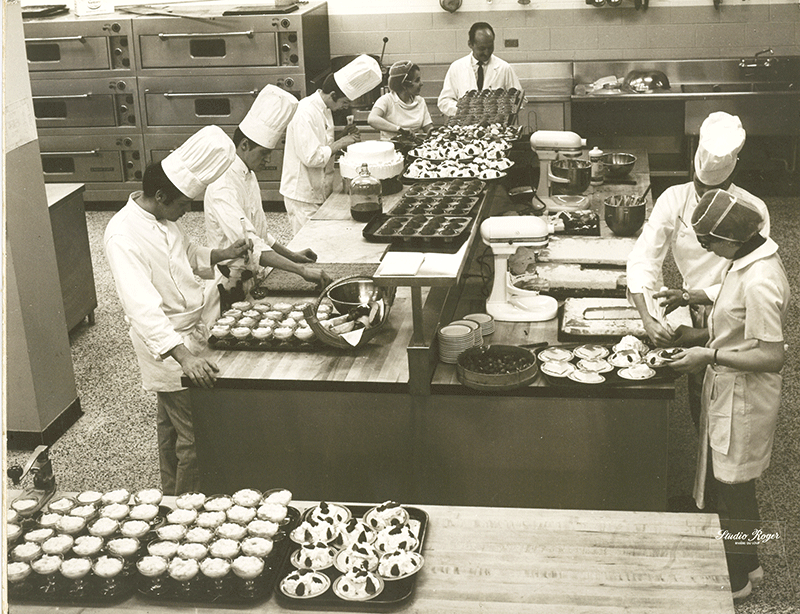 Cuisine CFPPA antique Pavillon-de-l'Avenir Rivière-du-Loup Kamouraska RDL Bas-Saint-Laurent BSL Centre de formation professionnelle métier emploi travail